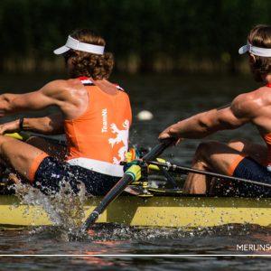 Training Olympische equipe juli 2016